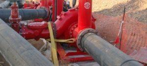 A Photo of a bypass pump