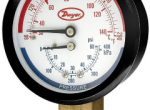 Image of pressure temperature gage