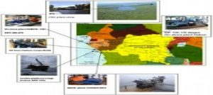 Image of West Africa Oil Production.