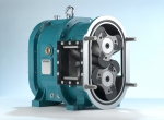 image of the rotary lobe pumps