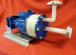 image of sealless diaphragm pump
