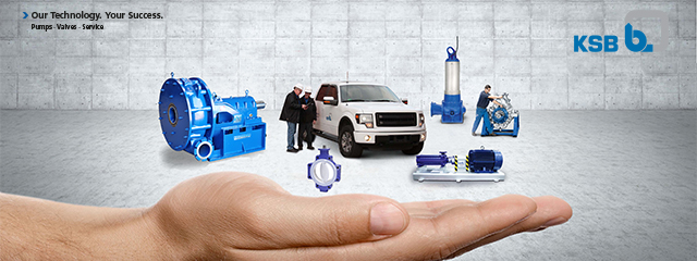 KSB Our Technology Your Success
