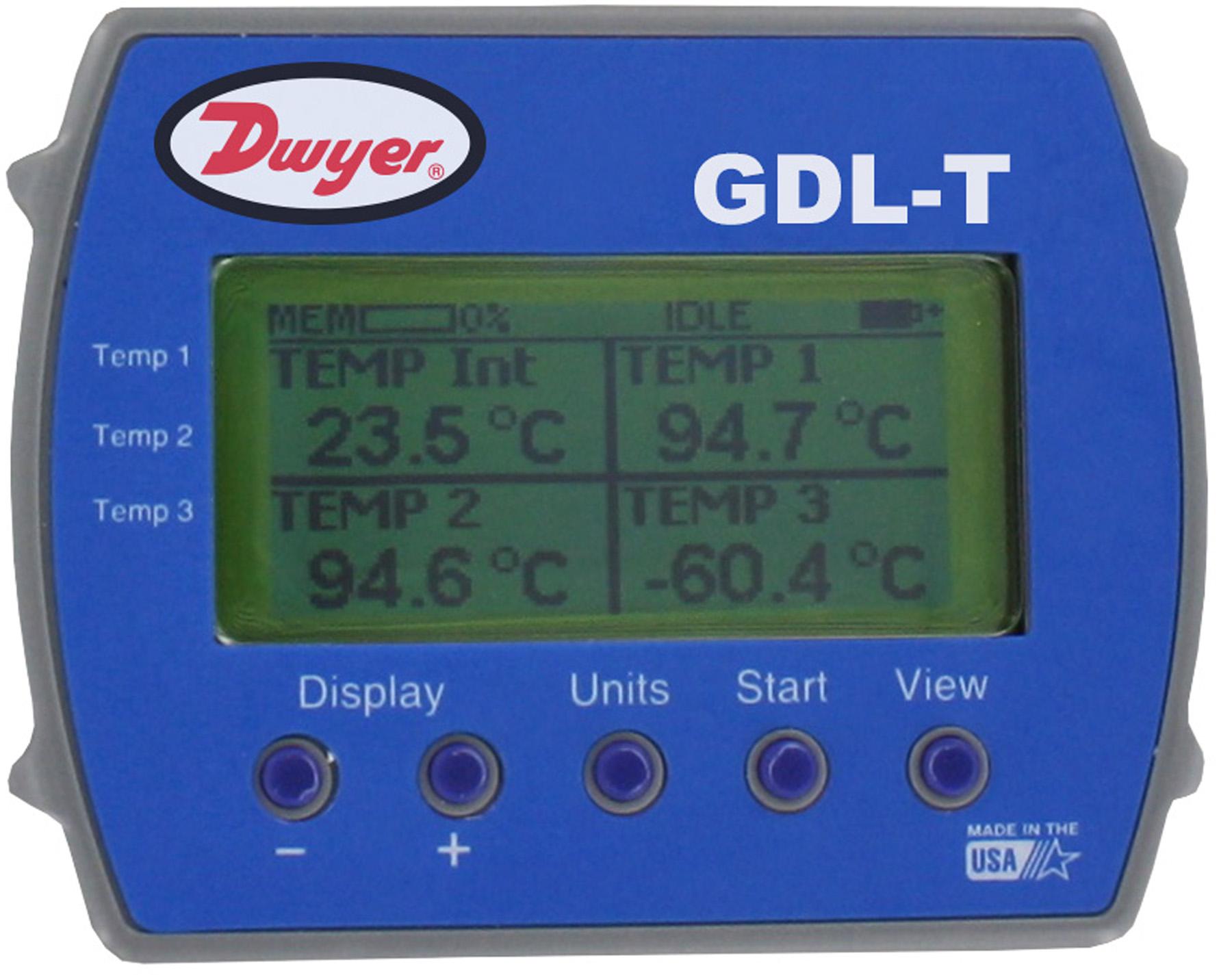 Dwyer GDL-T