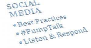 pumptalk best practices