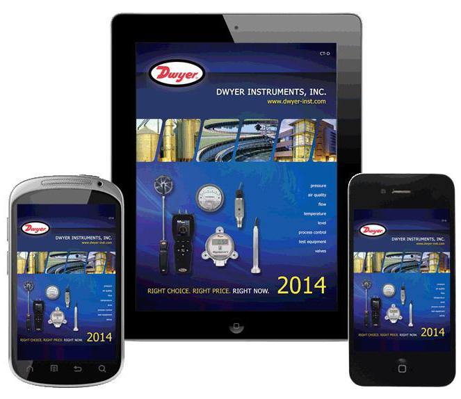 Dwyer Catalog App