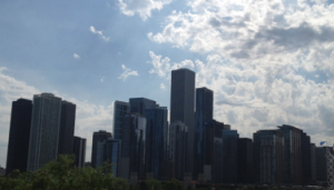 Chicago industrial industry
