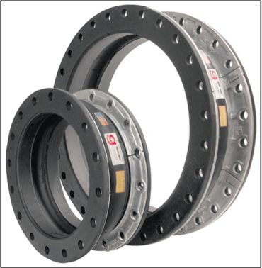 non metallic expansion joints industrial pump industry