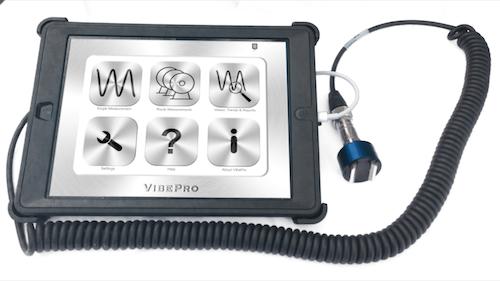 VibePro 6 with iPad Air