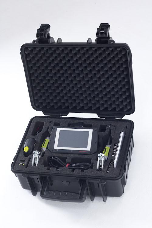 New Fixturlaser EVO Laser Shaft Alignment Tool