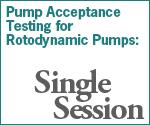 Pump Acceptance Testing Webinar