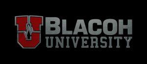 Blacoh University logo