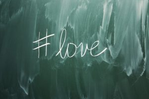 Hashtag Love Image