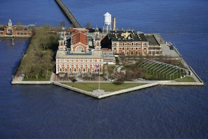 Image of Ellis Island
