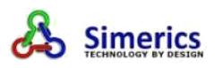 Simerics logo