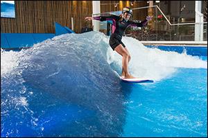 KSB Makes Waves at Quebec Surf Center