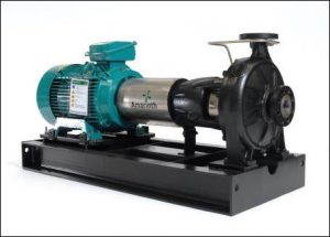 Amarinth variable speed pump destined for Pura Foods