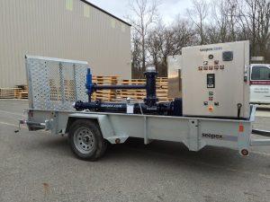 SEEPEX custom pump system