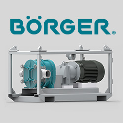 Boerger Rotary Lobe Pumps