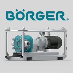 Borger Rotary Lobe Pumps