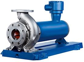 KSB Ecochem Canned Pump