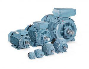 Baldor IEC low voltage motors, foot-mounted