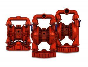 Wilden PS Stallion Pumps