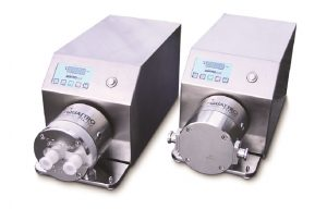 Quattroflow Pumps at INTERPHEX