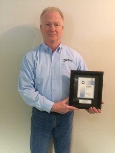 Blackmer HI Award Rick Foster