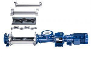 SEEPEX SCT Progressive Cavity Pump