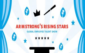 Armstrong Rising Stars Global Employee Talent Show