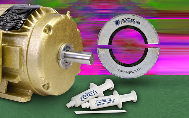 Split-Ring / Epoxy Mounting Kit - The Simplest, Most Effective Way to Protect Motor Bearings