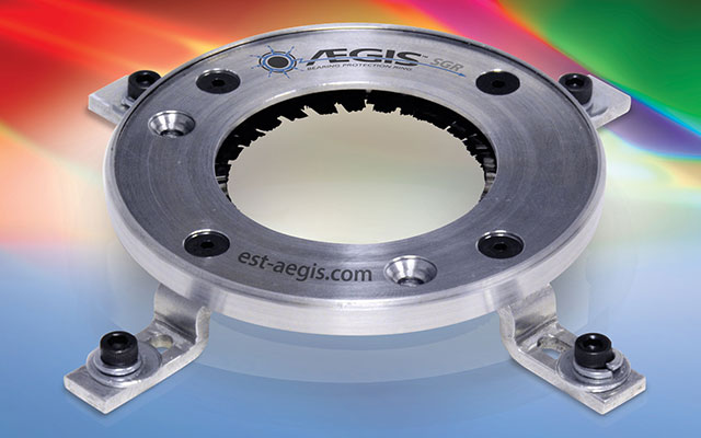 Universal Kit Facilitates Installation of AEGIS™ Shaft Grounding Ring on Virtually Any Motor