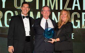 Danfoss awarded for innovation in Bentley Systems' 2016 Be Inspired Awards