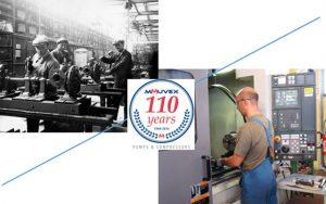 Mouvex® Celebrates 110 Years of Eccentric Disc Pump Reliability