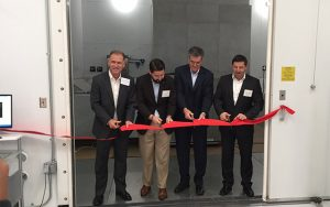 First of three psychrometric rooms will accommodate air-conditioning systems up to 12.5 tons, help industry prepare to meet low-GWP refrigerant targets and higher energy-efficiency standards