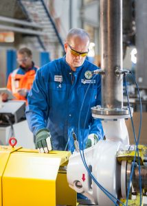 Working closely with experienced materials engineers enables the end user to achieve the most appropriate solution