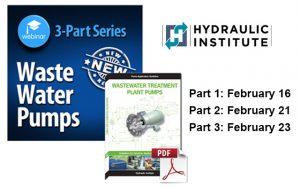 Hydraulic Institute Wastewater Webinar