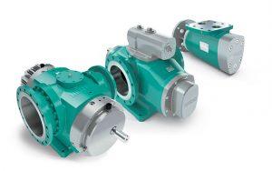 NETZSCH offers NOTOS™ Multiple Screw Pump for asphalt applications