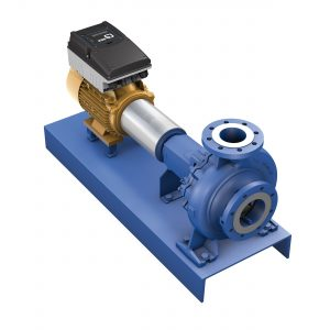 New drives reduce variant complexity of pumps