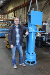 Andrew Clark, Keystone Pumps