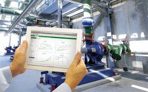 smart pumps, IIoT