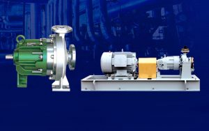 Dickow Sealless Pumps