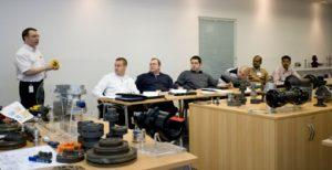 John Crane training mechanical seals dry gas seals