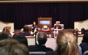 Fireside Chat with Sheryl Sandberg, COO of Facebook, and Katie Mehnert, CEO of PinkPetro