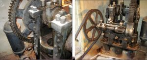 Antique Deming Triplex Pump Operates 100 years after Installed.