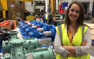 Katie Bailey, Applications Engineer, Weir Specialty Pumps