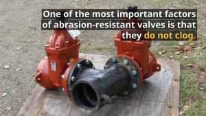 Traingle Pump Plate Valves