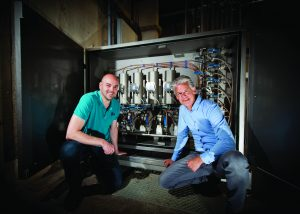 When Technology Unlimited - The Netherlands-based creator of customized stainless-steel systems, solutions and components used in the manufacture of animal feed and other food products – needed to find a reliable pump for dosing enzyme at a highly accurate rate, the company turned to pump distributor Holland Air Pumps for help. After discussing the situation with Technology Unlimited, Holland Air Pumps knew it had the perfect answer for the challenge: E–Series AODD Pumps from Almatec®.