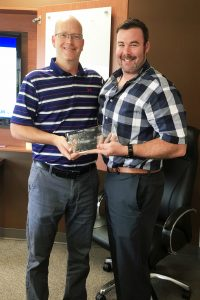 Triangle Fluid