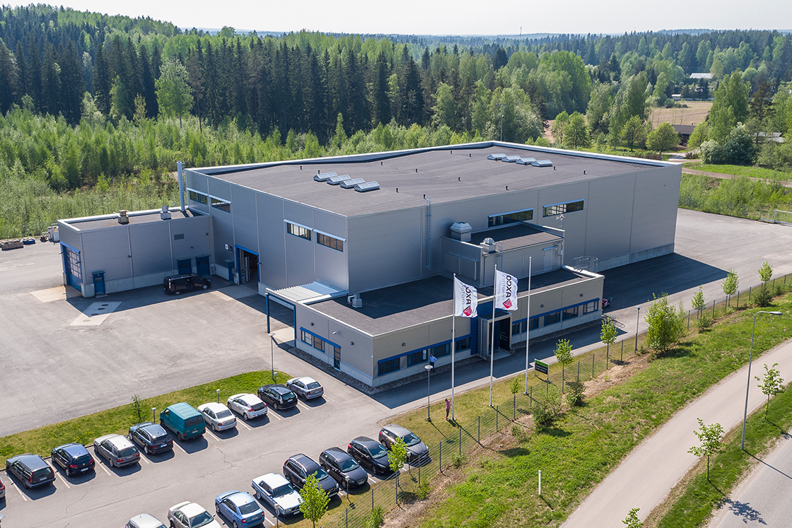 Danfoss Lappeenranta